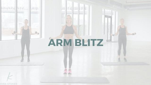 Arm Blitz (Endurance Strength)