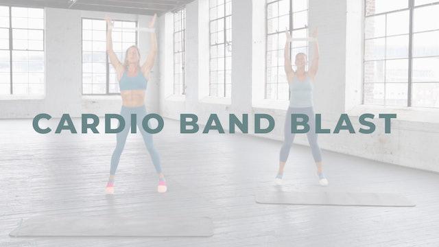 Cardio Band Blast (Cardio & Endurance Strength)