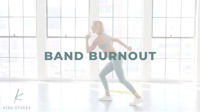 Band Burnout (Endurance Strength)