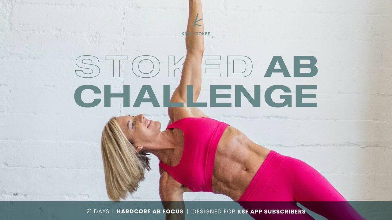 21 Day Stoked Ab Challenge