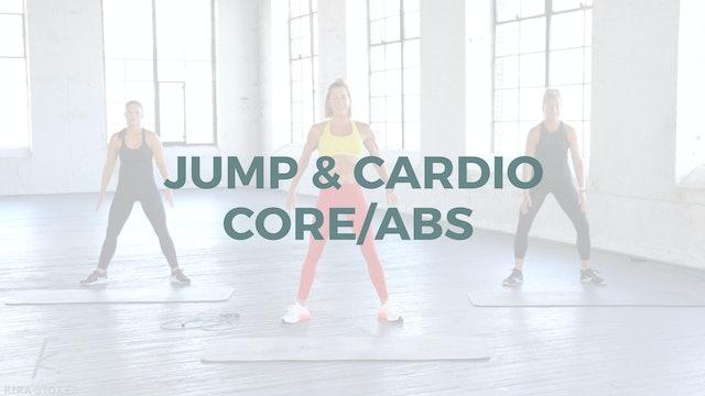Jump & Cardio Core/Abs (Cardio +  Endurance Strength)