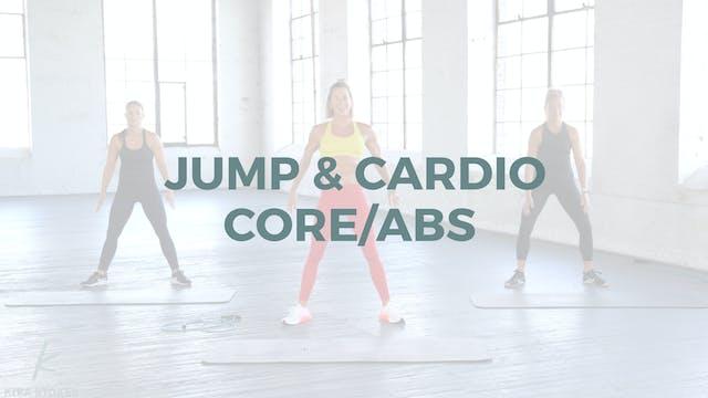 Jump & Cardio Core/Abs (Cardio +  End...