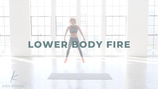 Lower Body Fire (Cardio)