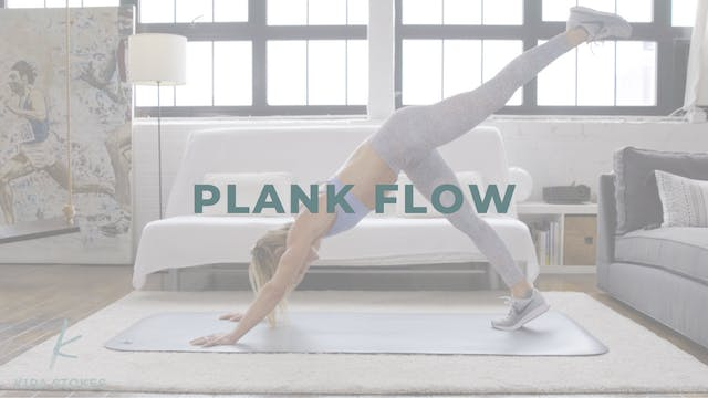 Plank Flow (Strength)
