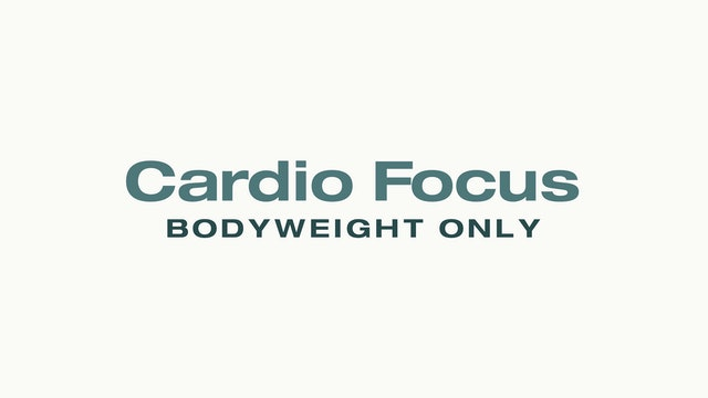 Cardio Focus