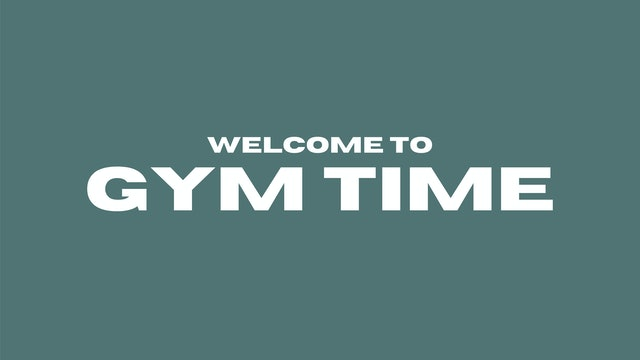 Welcome to Gym Time
