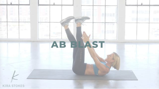 Ab Blast (Endurance Strength)