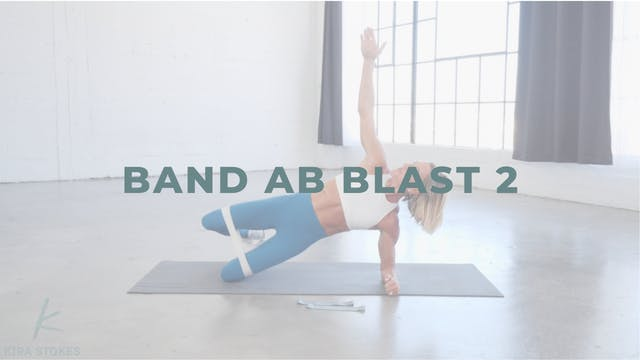 Band Ab Blast 2 *Oblique Focused*