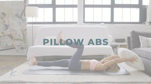Pillow Abs (Strength)