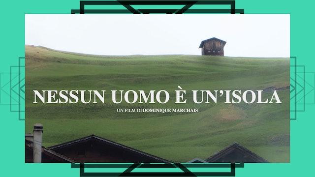 NESSUN UOMO E UN ISOLA - IL FILM
