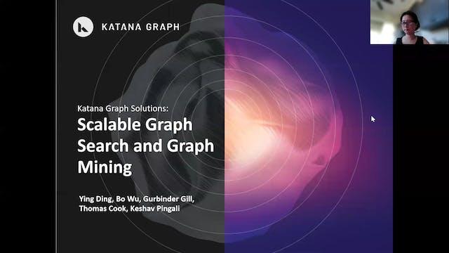 Ying Ding | Katana Graph Solutions: S...