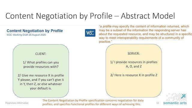 Peter Winstanley & Boris Pelakh | W3C...