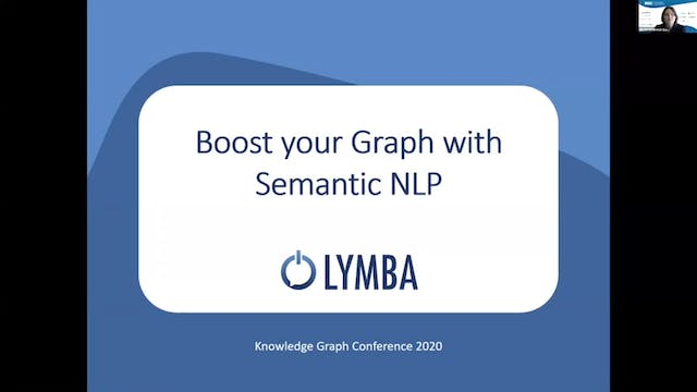 Boost Your Graph with Semantic NLP