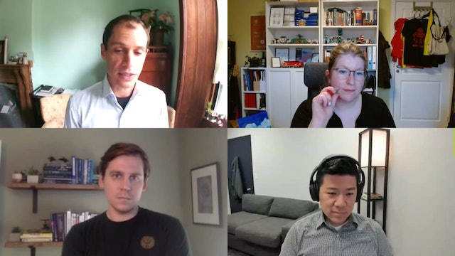 Panel Discussion | NLP for Knowledge Graphs