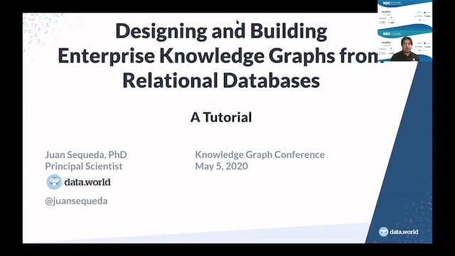Designing and Building Knowledge Grap...