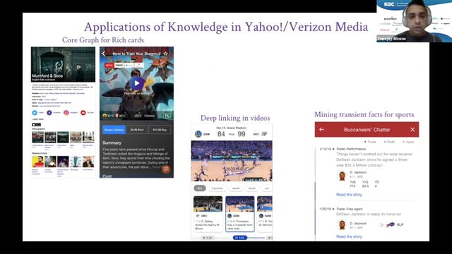 Machine Learning in Yahoo Knowledge G...