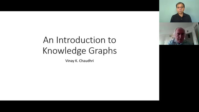 An introduction to Knowledge Graphs