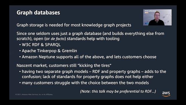 Ora Lassila | A Knowledge Graph is Mo...