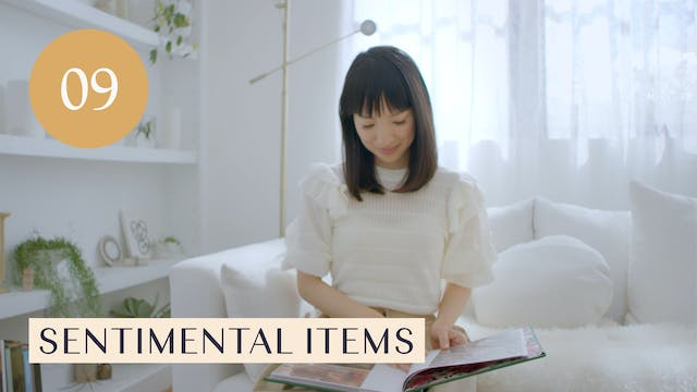 Lesson 09: Sentimental Items