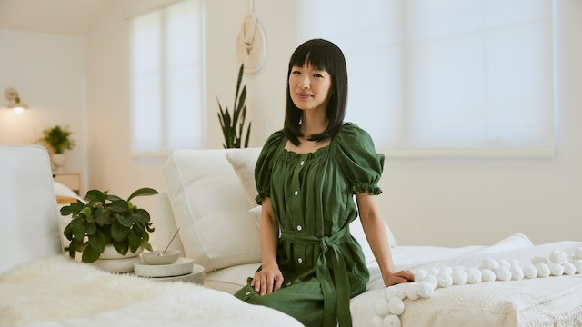 KonMari Method™: Fundamentals of Tidying