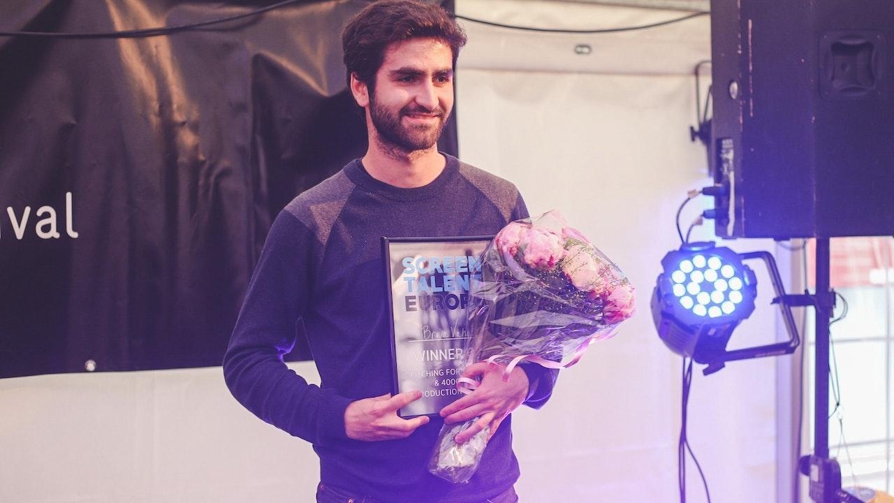 Winner: Screen Talent Europe Pitch Forum