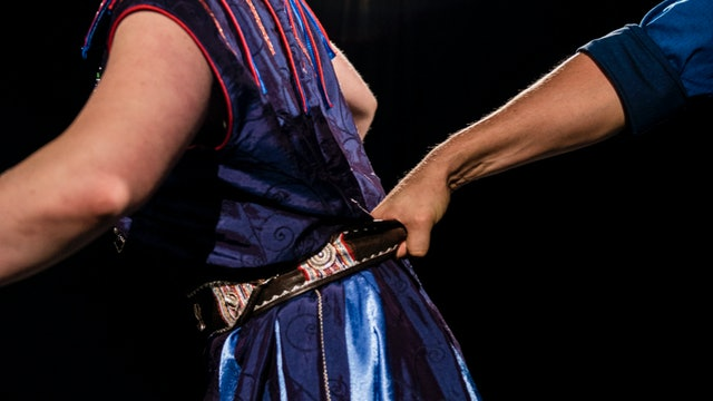 Pulling In the Belt (Ribadit)