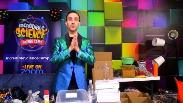 Incredible Science EPIC Chol Hamoed Show!
