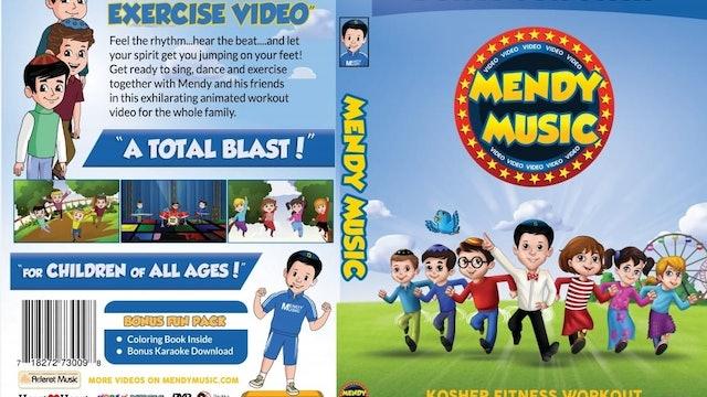 Mendy Music Kosher Fitness Workout