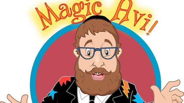 Magic Avi The Spinning Straw