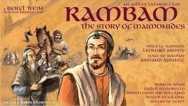 Rambam: The Story of Maimonides