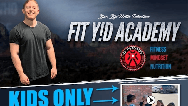 Kids Only Interactive Workout With Chaim Loeb