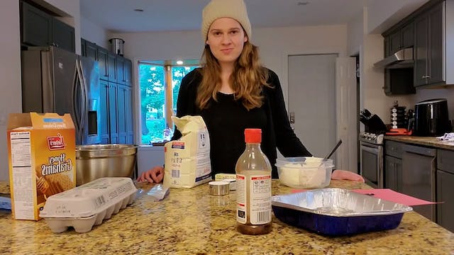 Let's Make Cheesecake For Shavuos Wit...