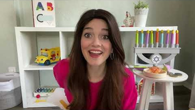 Chanukah Lesson and Songs With Morah Ester