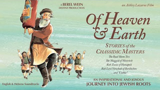 Heaven and Earth: Stories of the Chas...