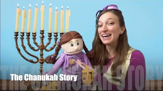 The Chanukah Story With Morah Eve