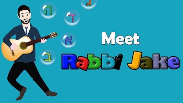 Rabbi Jake's Rosh Hashanah Concert!