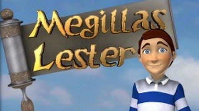 Megillas Lester Official Trailer
