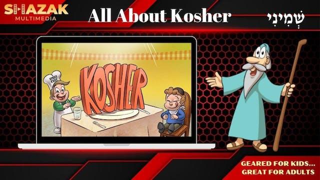Shazak! All About Kosher