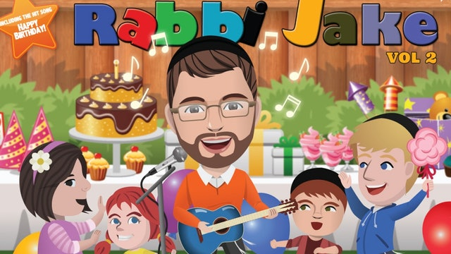 Rabbi Jake Shavuos Concert!