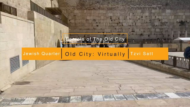 Secrets of the Old City - Explore the...