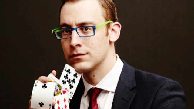 Magic and Mind Reading with Marc Garfinkel