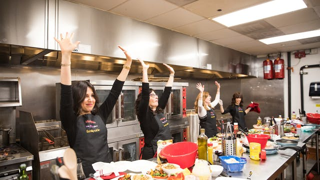 Food Fight Cooking Battle Full Season