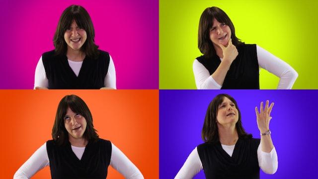 Rebbetzin Tap Introduction to Acting - Facial Expression and Social Skills