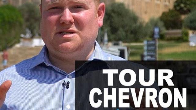 Chevron Tour With Nosson Shulman