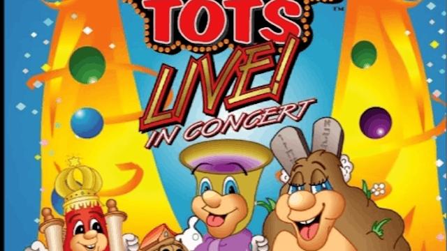 Torah Tots Live In Concert!