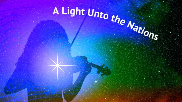 Morah Leah A Light Unto the Nations