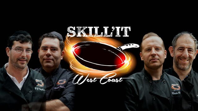 SKILL'IT Cooking Battle Full Season