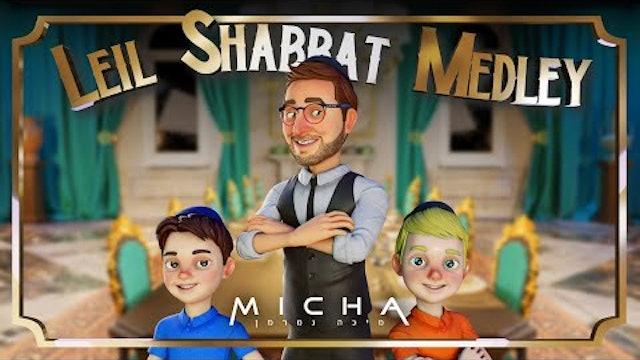 Leil Shabbat Medley