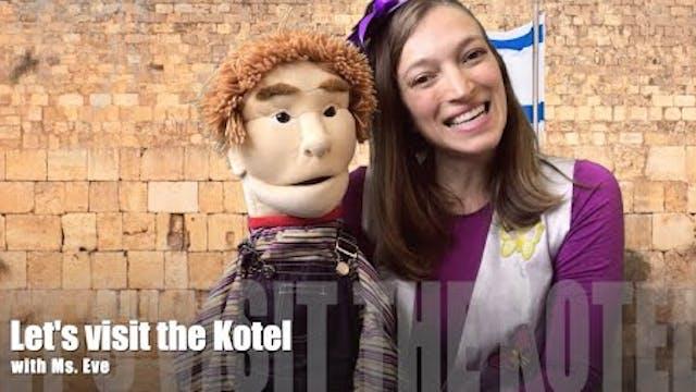 Visit The Kotel With Morah Eve