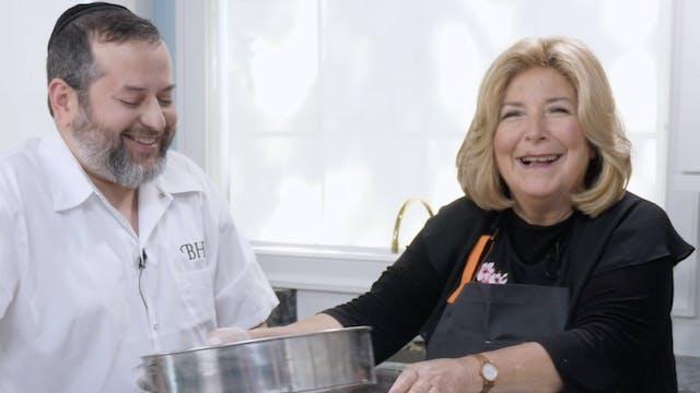 Bobbi Weisz's Famous Kokosh Cake